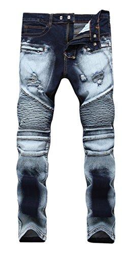 Biker Pants For Men - 2