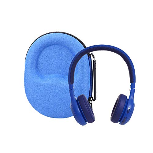 Hard Storage Case for JBL Everest 700/E45BT/E55BT On-Ear Wireless Headphones by Aenllosi (Blue)