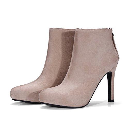 Sandales abricot BalaMasa femme Beige Abl09437 Compensées U4W0zOY