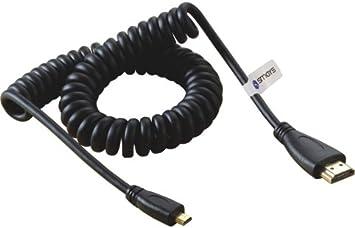 HDMI a Micro HDMI Smays Extensible para ordenador, TV, Tablet ...
