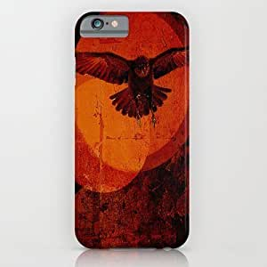 Society6 - A Crow In New York iPhone 6 Case by Ganech Joe