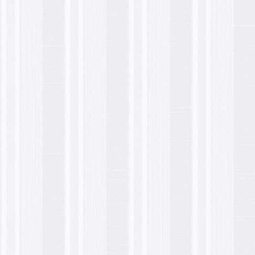 Galerie Wallcoverings Palazzo G67618 Light Grey and White Multi-Stripe Wallpaper