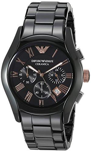 Emporio Armani Men's AR1410 Dress Black Watch