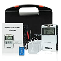 TENS 7000 2nd Edition Digital TENS Unit con accesorios