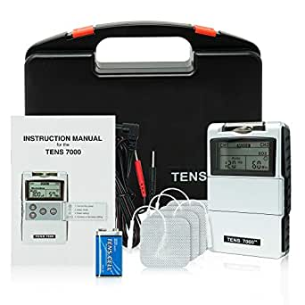 what is the best tens unit on amazon