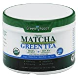 Green Foods Tea Grn Matcha