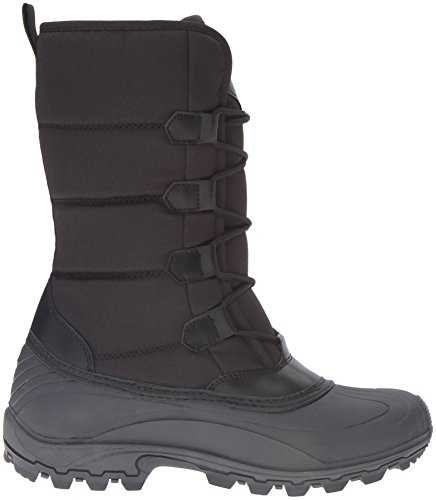Kamik Khaki Blk 9 Ankle Boots Women's Black UK Mcgrath black rg7nra