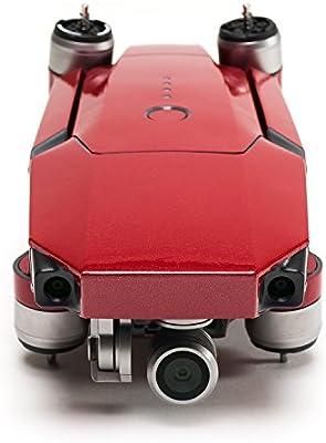 dd4fe43d076 Amazon.com: Wrapgrade Mono Skin for DJI Mavic Pro (Japan RED): Toys ...