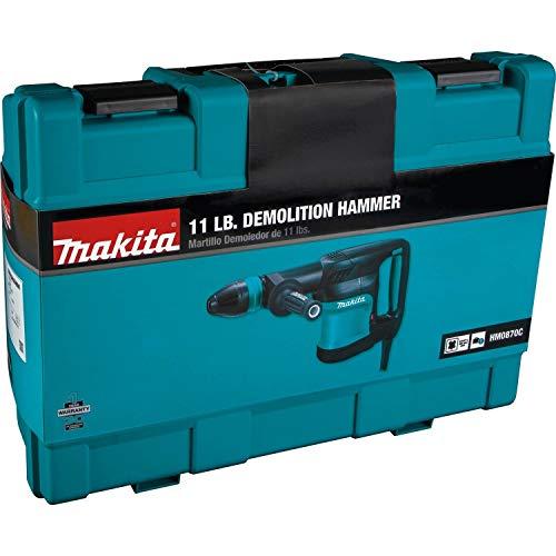 Makita HM0870C 11-Pound Demolition Hammer SDS-Max - Buy