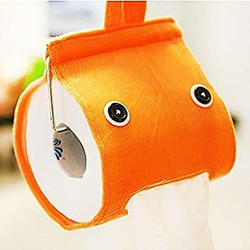 PI toallas de tela de bombeo bolsa de tejido bolsa de almacenamiento de papel higiénico guestless: Amazon.es: Hogar