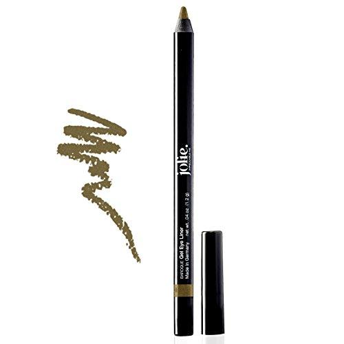 Jolie Superwear Gel Eye Liner Pencil ~ Long Lasting Intense Color (Baroque) ()