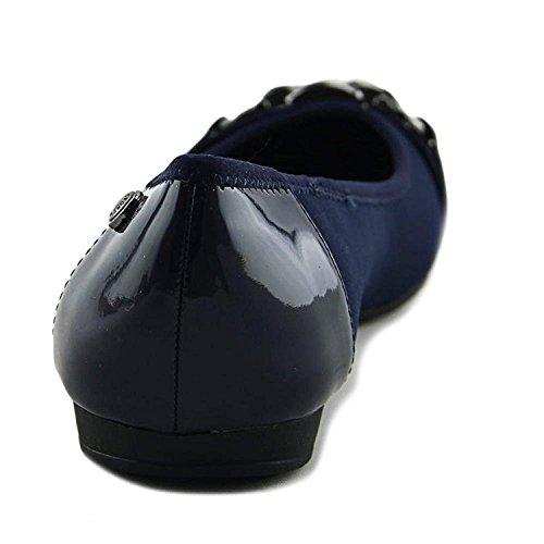 Navy Toe Klein Casual Closed Alexa Sandals Anne Slide Womens Fb Multi ZIwdqnp48