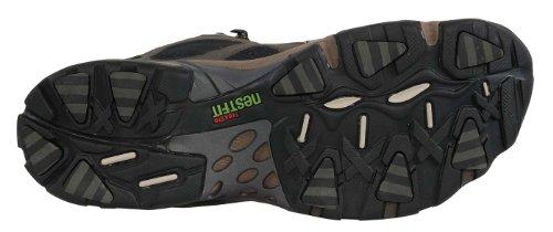 Zapatillas Treksta Mujeres T746-evolution Mid Gtx Light Hiking Marrón / Marrón