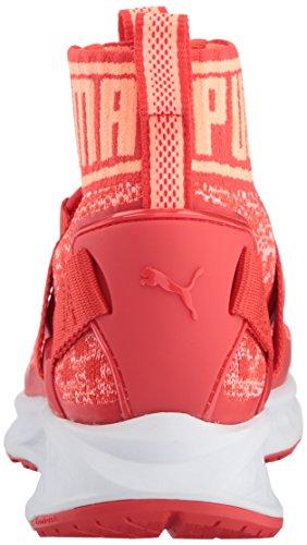 White puma Para Mujer Poppy Evoknit Puma Ignite Red nrgy Peach qxHzAUgp