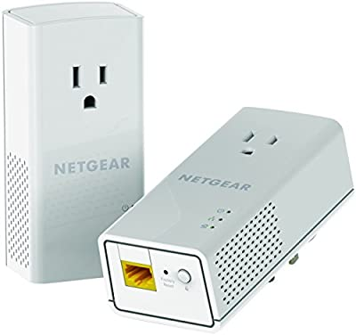 NETGEAR Powerline, 1 Gigabit Port