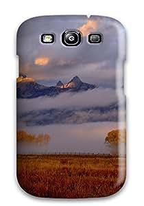 BenjaminHrez Case Cover For Galaxy S3 - Retailer Packaging Fog Protective Case