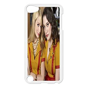 Printed Phone Case 2 Broke Girls For Ipod Touch 5 NC1Q03497