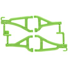 RPM Front Upper and Lower A-Arms for Traxxas Mini 1/16 E-Revo, Green