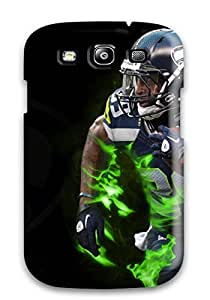DavidMBernard Design High Quality Seattleeahawks Cover Case With Excellent Style For Galaxy S3