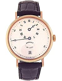 Classique automatic-self-wind mens Watch 5187BR/15/986 (Certified Pre. Breguet