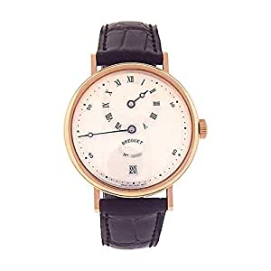 Breguet Classique automatic-self-wind mens Watch 5187BR/15/986 (Certified Pre-owned)