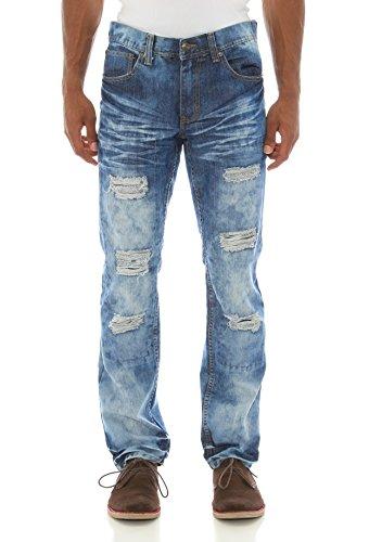 Akademiks Distressed Jeans - 4