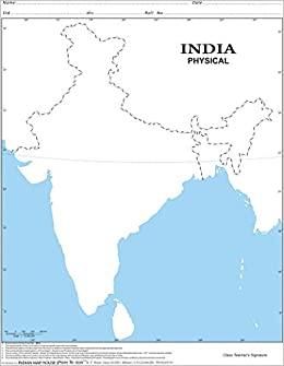 Amazon.in: Buy IMH INDIA Physical Practice Map (A4 Size ... on goa india, physical map cyprus, physical map myanmar, rivers of india, capital of india, physical map somalia, northern plains of india, national flower of india, landforms in india, deccan plateau india, location and geography of india, ganges river india, economy of india, region of india, mumbai india, europe map from nepal india, indus river in india, physical features map, chennai india, maps of only india,