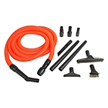 Cen-Tec Systems 92025 Deluxe Universal Extension Hose and Accessories for Stairs and Floors
