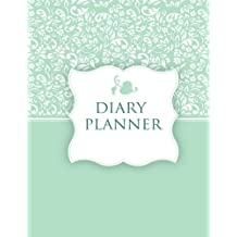 Daily Planner: New Year Dairy Planner Beautiful Design Useful Function