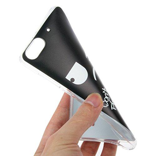 Para Huawei G Play Mini (Honor 4C)(5 pulgadas) Cáscara ZeWoo® Carcasa y Funda de Silicona - YG013 / bicicleta de limón YG004