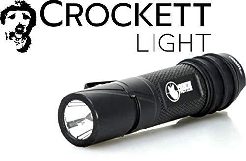 Predator Tactics Crockett Hat Light White LED 156 Lumen Hunting Light 97489