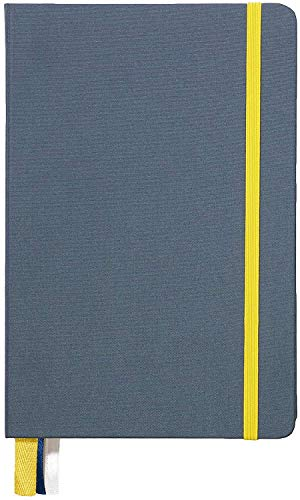 BestSelf Co. The SELF Journal - 2019 Planner and Appointment Notebook - Achieve Goals - Increase Productivity and Happiness - Undated Hardcover- Navy]()