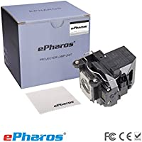ELPLP57 Projector Lamp Replacement for Epson (Housing Included)