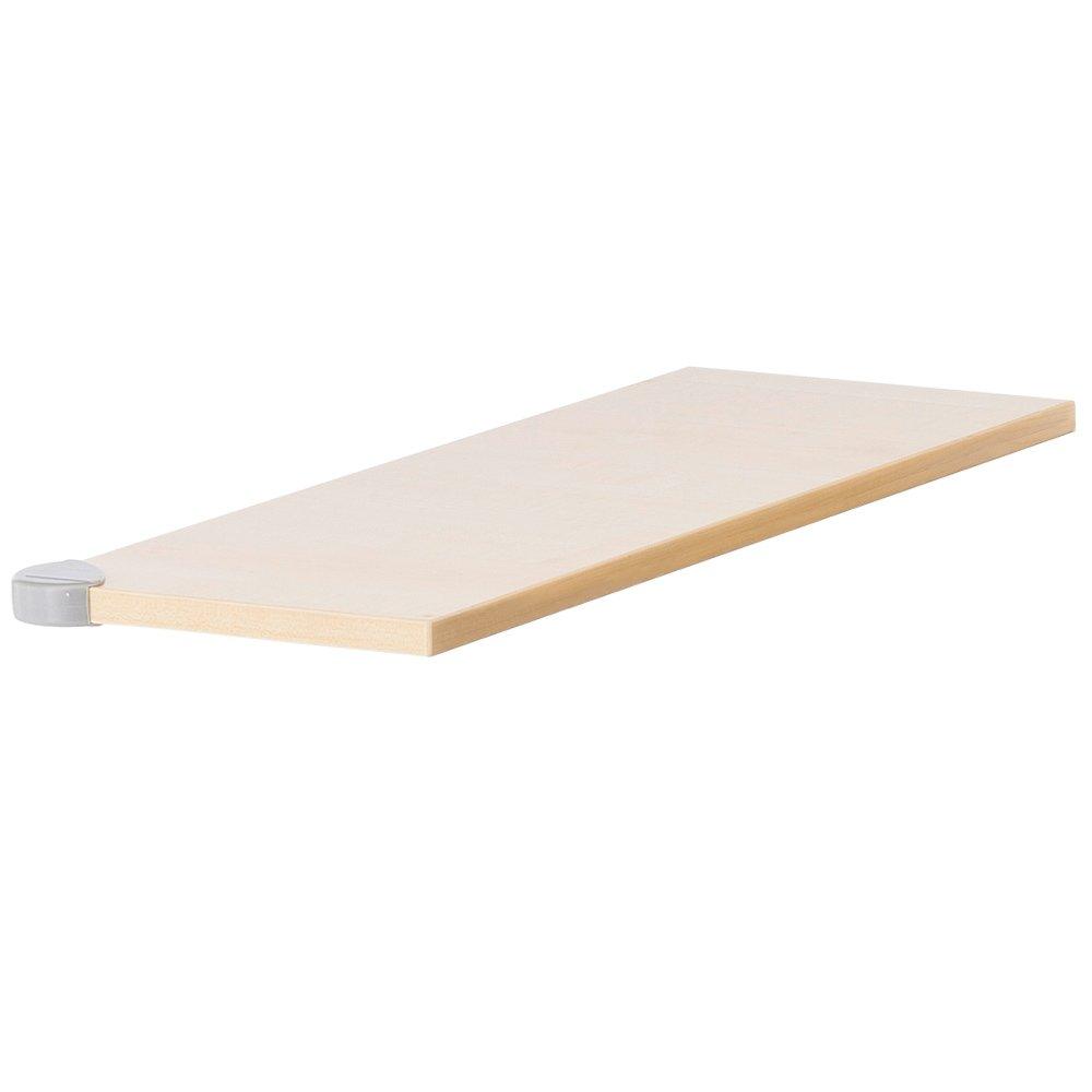 Kettler 06710–4273 seitenplatte pour College Box II Comfort II School II Cool Top II et Little 68 x 25 cm 06710-4273