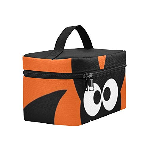 Halloween Party Idea Festive Printed Products Lunch Box Tote Bag Lunch Holder Insulated Lunch Cooler Bag For -