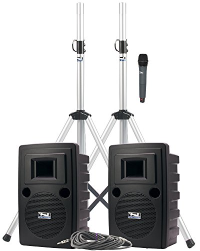 Anchor Audio Liberty Deluxe Package with Passive Companion Speaker and One Wireless ()