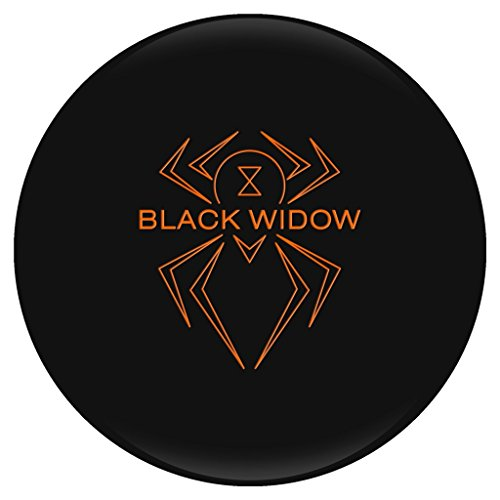 Hammer Black Widow Urethane Bowling Ball, 15