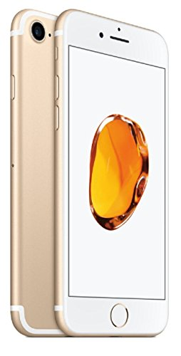 Apple iPhone 7, AT&T, 128GB - Gold (Renewed)