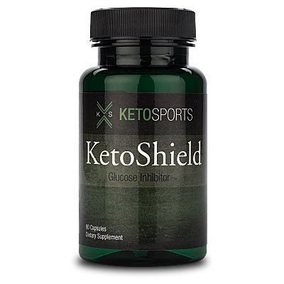 KetoSports KetoShield Dietary Supplement, 90 Count by KetoSports