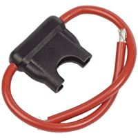 BLUE SEA SYSTEMS Fuse Holder ATO/ATC In Line, MFG# 5064, For use with ATO or ATC fuses, Supplied with 12 AWG pigtails, 30A Maximum fuse amperage. Fuse sold separately. / BS-5064 /
