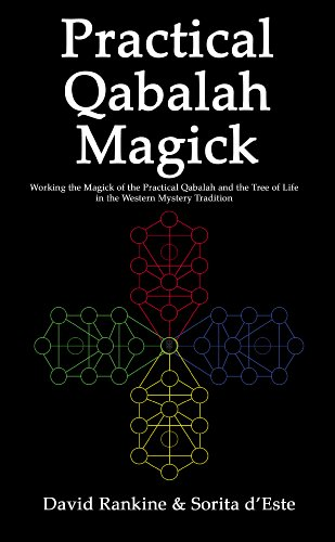 Practical Qabalah Magick - Working the Magic of the Practical Qabalah and the Tree of Life in the Western Esoteric Tradition (English Edition)