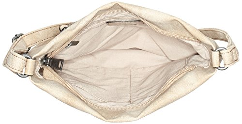 s.Oliver (Bags) 39.707.94.5811 - Shoppers y bolsos de hombro Mujer Beige (Sandstone)