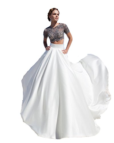 Grey Damen Mehrfarbig White Mehrfarbig Linie A Engerla Mehrfarbig Kleid Hq8z4