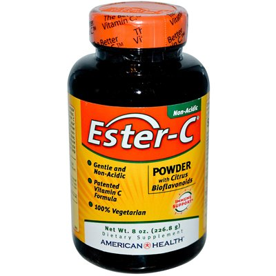 Ester C powder w/citrus bioflavanoids 8 oz ( Multi-Pack)