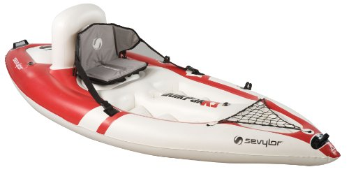 Sevylor QuickPak Coverless Sit-On-Top Kayak, Outdoor Stuffs