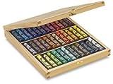 Sennelier 36 Full Pastel Wood Box Set