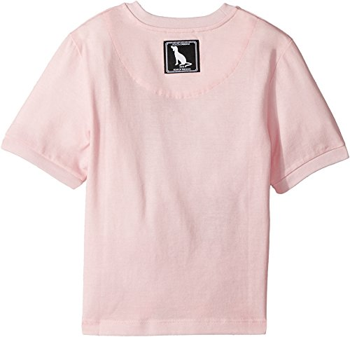 Dolce & Gabbana Kids Baby Girl's T-Shirt (Toddler/Little Kids) Pink Print 3T by Dolce & Gabbana (Image #1)