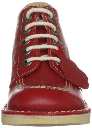 Kisses Kick Boot - Botas Rojo