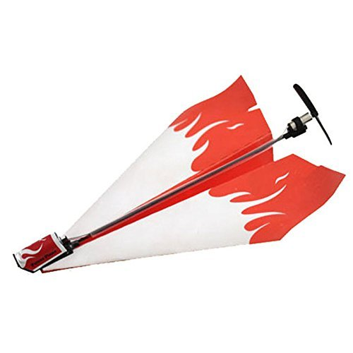 EA-STONE Electric Paper Airplane Kid Conversion Powerup Propeller Gilder Model Aircraft