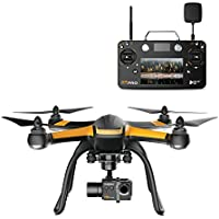 Hubsan H109S X4 PRO Quadcopter FPV 3 Axis Gimbal 1080p FHD Camera GPS Altitude Hold Drone (High Edition)